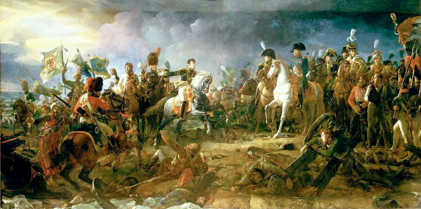 the reasons behind napoleons defeat in russia in 1812 Great britain was an island nation napoleon himself, in his memoirs, thought the peninsular war agreater military failure than defeat in russia.