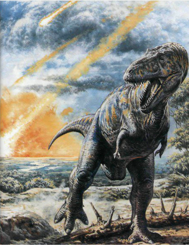 What is sex drugs disasters and the extinction of dinosaurs about