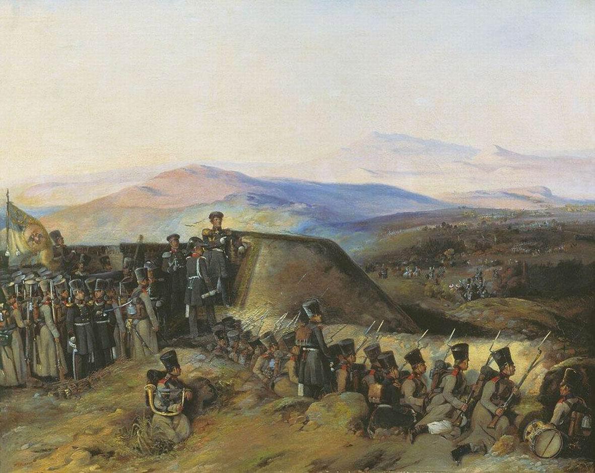 Р���копе��ид�кая война 18261828 годов lemur59ru