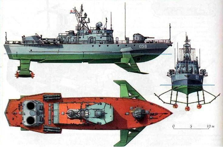 Корабль связи и управления