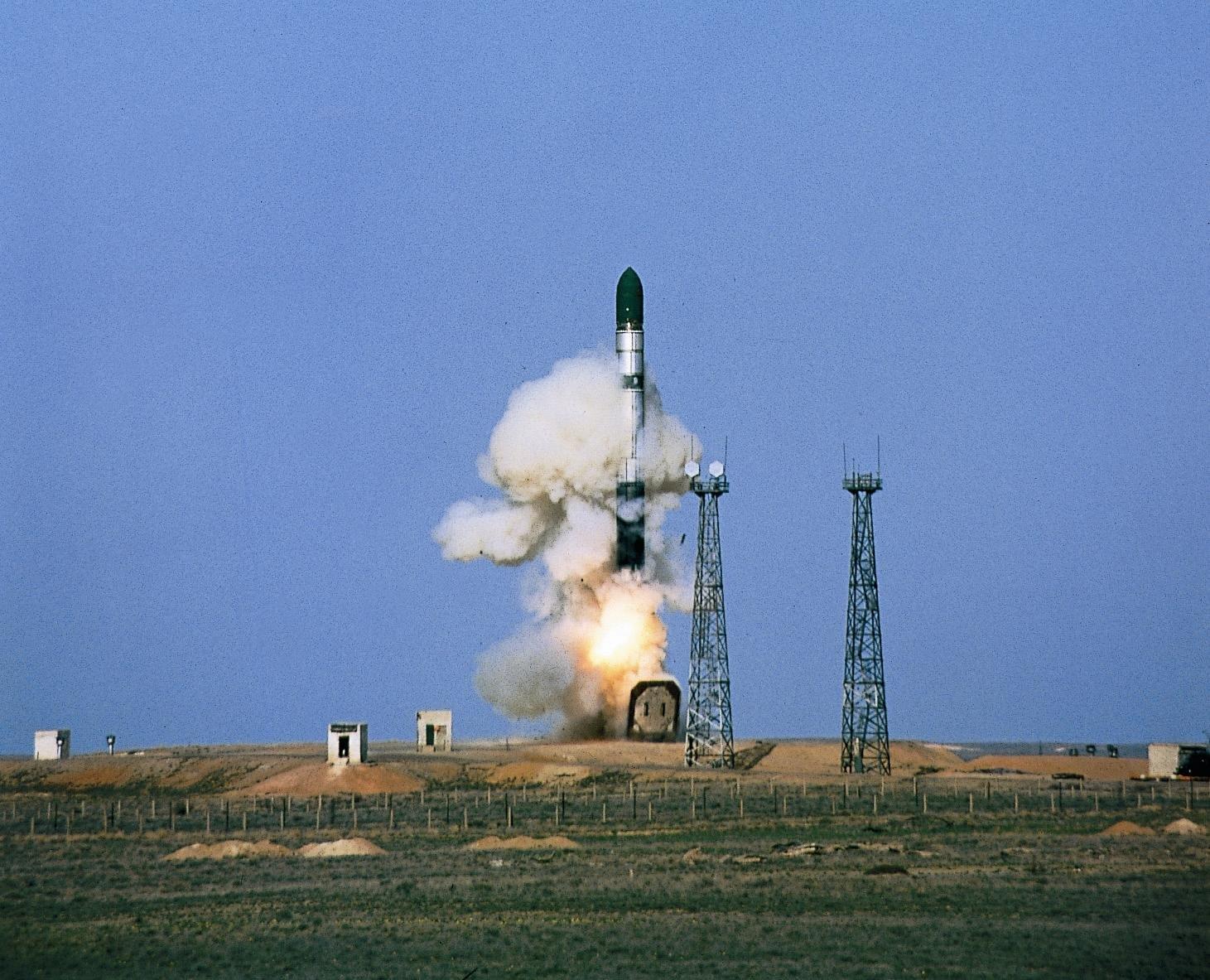 схема ракетных шахт в сибири