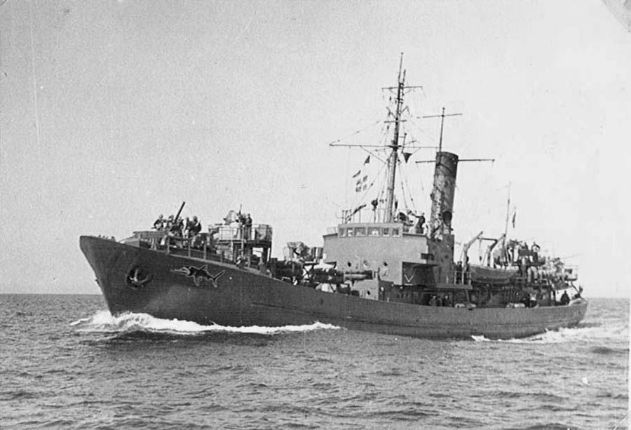 охотники немецкие подводные лодки